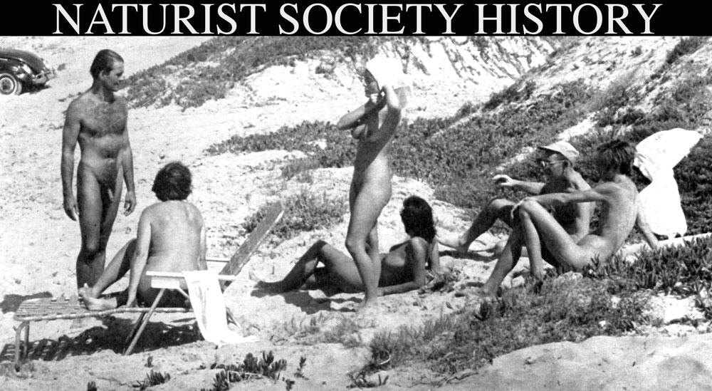 Family naturism in america a nudist pictorial classic